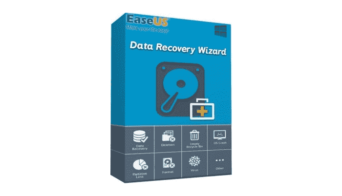 EaseUS Data Recovery Wizard Technician 13.2 Multilingual Carck 破解版